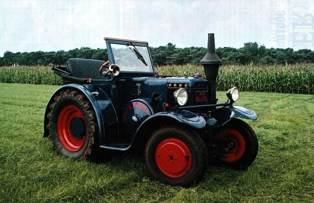Lanz Bulldog D 1511